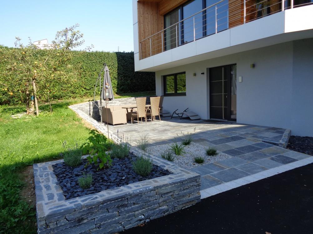 Gartengestaltung hermann neu leistungen steinarbeiten for Gartengestaltung neu