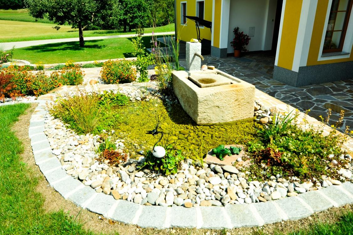 Gartengestaltung Hermann Neu Leistungen Zierwasserstellen